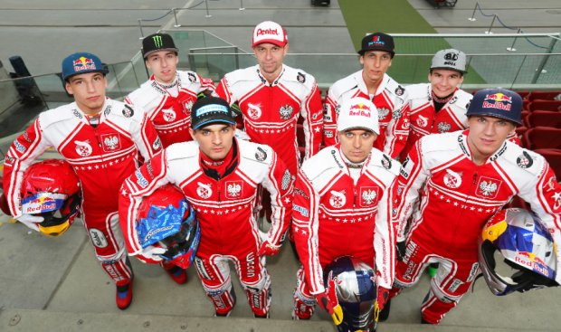 Reprezentacja Polski na żużlu