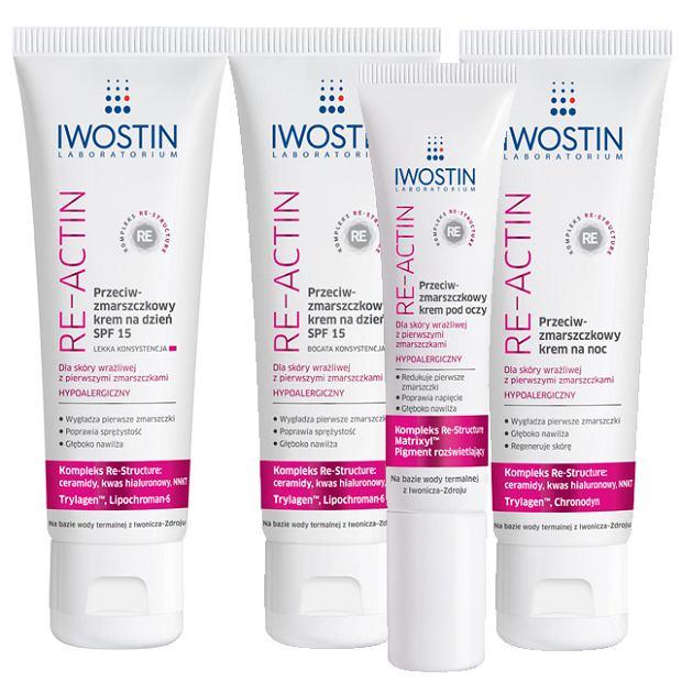Iwostin Re-Actin: dla skóry 30+