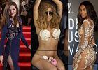 Dekolty do p�pka, p�nagie pupy i odkryte uda. Zobacz najseksowniejsze kreacje gwiazd na MTV VMA