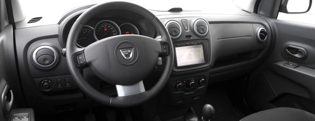Dacia Lodgy 1.5 dCi Stepway