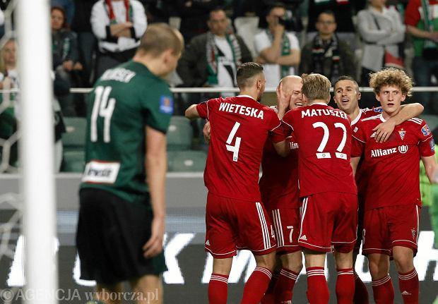 Zdjęcie numer 3 w galerii - Puchar Polski. Marcin Brosz: Czerwona kartka dla Loski? Bez komentarza