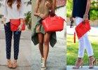 Czerwona torebka - niezbędny model wśród dodatków