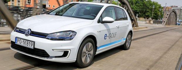 Czas na elektryczne Volkswageny