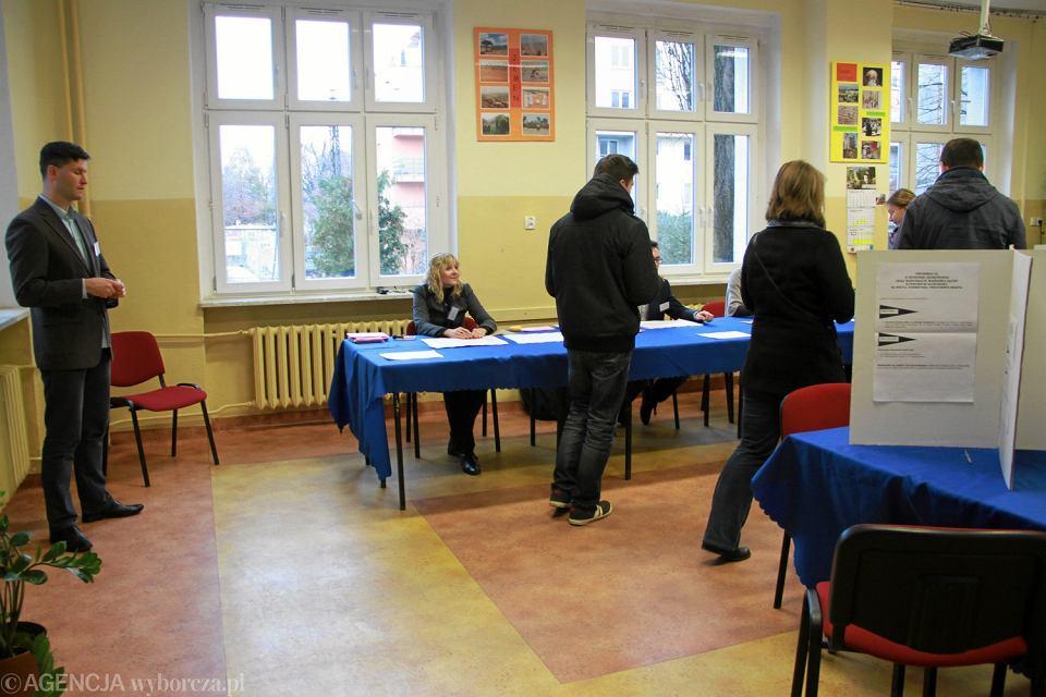 Loklana komisja wyborcza - Wrocław