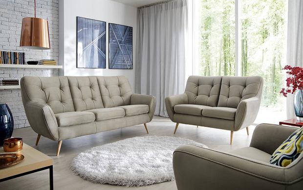 Wygodny i stylowy wypoczynek - od kanapy i foteli najlepiej zacząć urządzanie salonu. Współcześnie to one są podstawą jego wystroju.