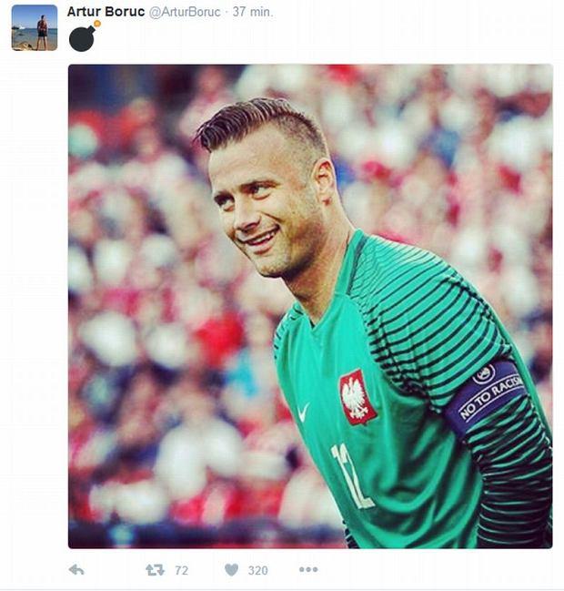 e42b6b8d9 Euro 2016. Artur Boruc wyjawił kto zagra w bramce z Niemcami? Zagadkowe  zdjęcie