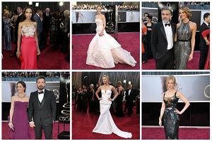 Oscary 2013: zobacz kreacje największych hollywoodzkich gwiazd!