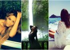 Wakacje gwiazd na Instagramie