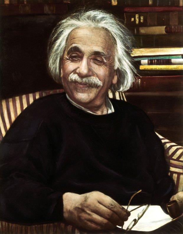 Panie Einstein, wszystkiego najlepszego! [STO LAT TEORII WZGL�DNO�CI]