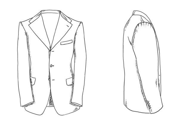 garnitury, akademia stylu, styl, marynarki, moda męska, gentleman, Akademia stylu: anatomia marynarki