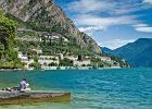 Letni dzie� nad w�oskim jeziorem Garda / fot. Shutterstock