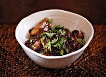 Kaczka stir-fry z gryczanym makaronem soba - ugotuj