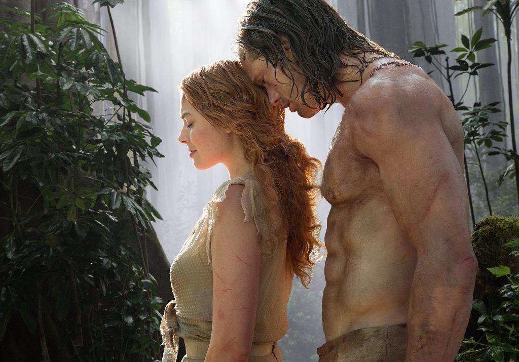 Tarzan Legenda Warner / Jonathan Olley/ mat. promocyjne