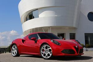 Galeria tygodnia - Alfa Romeo 4C