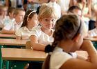 Antyreforma edukacyjna PiS: niestety sze�ciolatki nie musz� i�� do szko�y