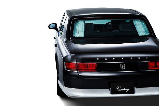 Toyota Century - produkowana od 50 lat