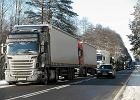 Białorusini wezmą się do roboty. Kolejki na granicy mają być krótsze