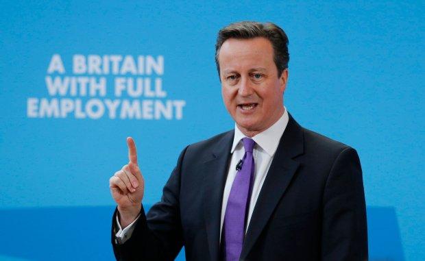 Bezrobotni Brytyjczycy na garnuszku Europy