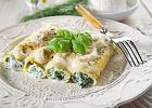 Cannelloni ze szpinakiem  - Zdjęcia