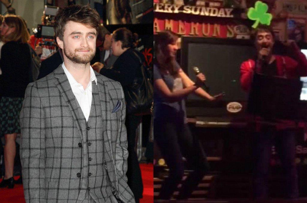 Daniel Radcliffe, Erin Darke
