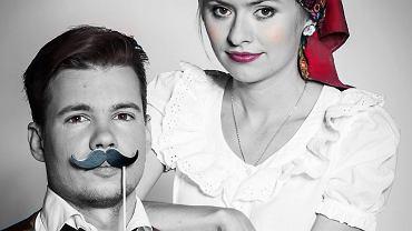 Magdalena Bartecka i Franciszek Ledóchowski