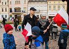 """""""Oda do radości"""" na Rynku w Rzeszowie. Ostre słowa o premier Szydło [ZDJĘCIA, WIDEO]"""