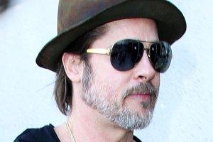 """Brad Pitt ma nowy (i wyj�tkowo brzydki!) tatua�. """"To ho�d dla Angeliny i ich dzieci"""""""
