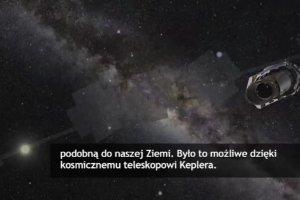 """Kepler-452b. NASA odkryła """"starszą, większą kuzynkę Ziemi"""""""