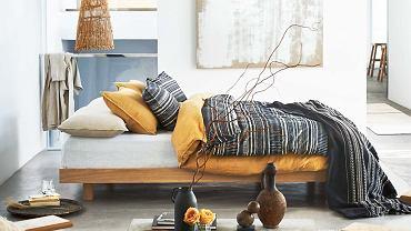 POWITANIE JESIENI. Szwedzki producent H&M Home proponuje na jesień gładką, bawełnianą pościel w stonowanych kolorach. Jednokolorowe zestawienia to bardzo modny pościelowy trend. www2.hm.com/pl