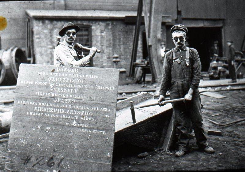 Znalezione obrazy dla zapytania drogi emigracji z hamburga do Chicago w XIX wieku