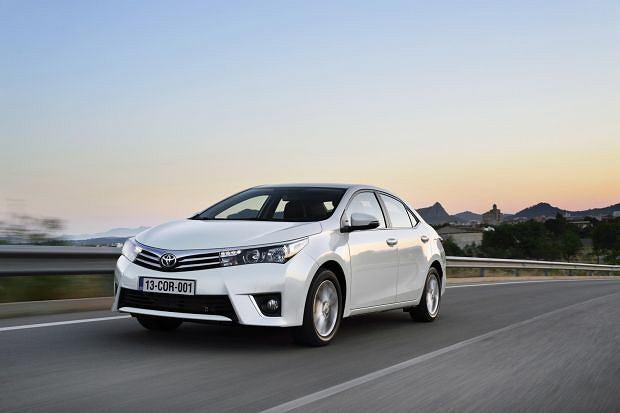 Wi�cej szczeg��w i nowe zdj�cia Toyoty Corolli