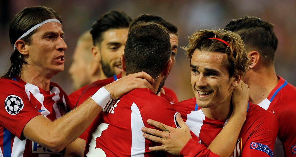 Zdjęcie numer 2 w galerii - La Liga. Antoine Griezmann zostaje w Atletico Madryt