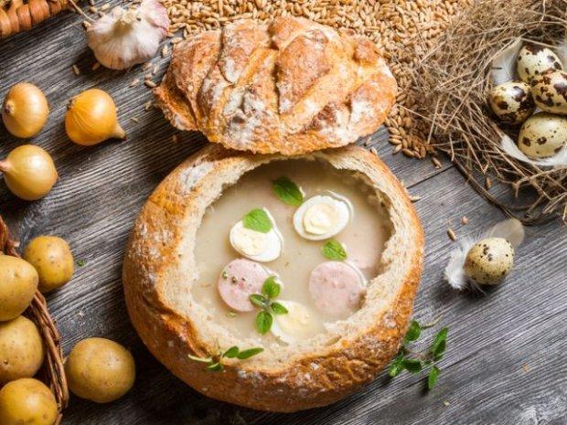 Żurek - od zakwasu do pysznej zupy