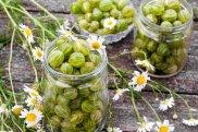 Konfitura agrestowa z li��mi laurowymi