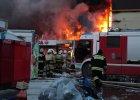 25 os�b wci�� mo�e si� znajdowa� pod gruzami centrum handlowego w Kazaniu