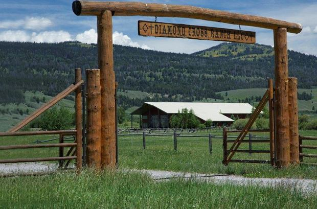 Ranczo Diamond Cross Ranch