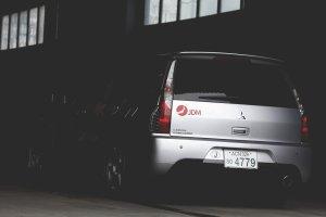 Mitsubishi Lancer Evolution Wagon GT-A | Test | Prawdziwy japoniec!