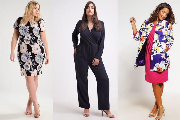 2401b243cd Jak się ubrać na komunię  Stylizacje dla puszystych  Moda plus size