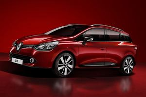 Nowe Renault Clio Grandtour wycenione