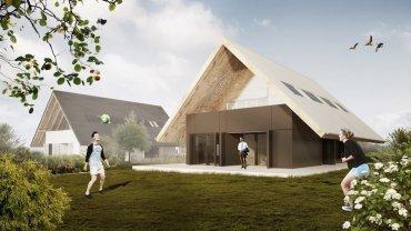 Robert Konieczny, katowicki architekt stworzył projekt Domu Optymalnego. Niewielkie osiedle powstanie w Radostowicach koło Pszczyny