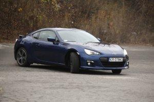 Subaru BRZ | Test | Nawr�cenie