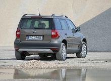 Samochody używane | Skoda Yeti (od 2009 r.) | Opinie Moto.pl