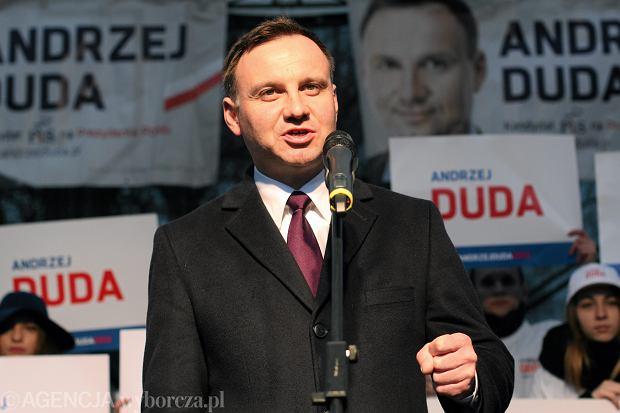 SKOK-i, Andrzej Duda i sp�r o rezerwy