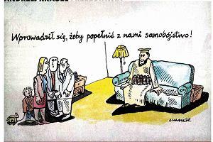 Horror w prasie katolickiej znaleziony