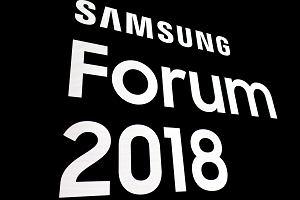 Samsung European Forum 2018 w Rzymie