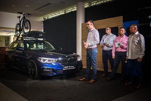 15 lat firmy BMW Tłokiński. Jazda bez trzymanki