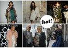 Aktorki, piosenkarki i fashionistki na tygodniu mody Haute Couture w Paryżu. Kto wyglądał najbardziej stylowo? [ZDJĘCIA]