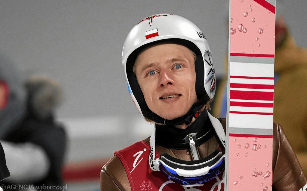 Zdjęcie numer 2 w galerii - Skoki narciarskie. Dawid Kubacki zaskoczy wszystkich w Pucharze Świata?