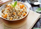 Kasza pęczak - składnik diety sportowca [PRZEPISY]