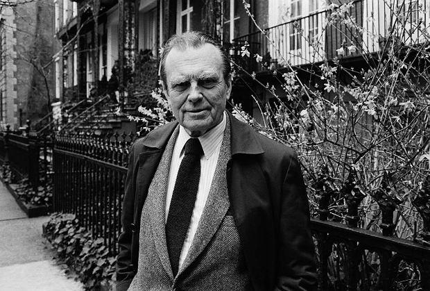Czesław Miłosz w Nowym Jorku, 1983
